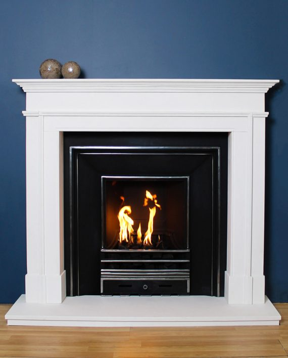 Westminster Fireplace Surround In Limestone