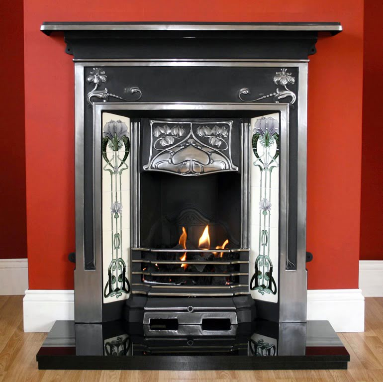 Massive chatham abbey fireplaces for Ramsey fireplace