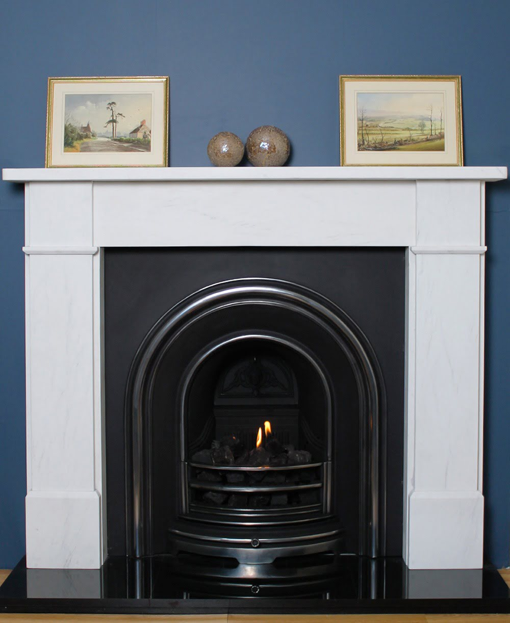 Thornton fireplace surround abbey fireplaces for Ramsey fireplace